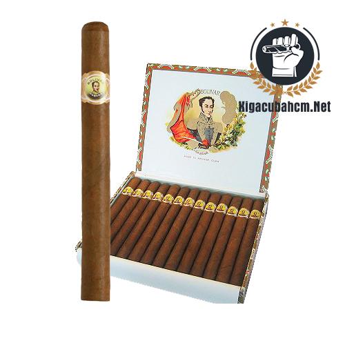 Xì gà Bolivar Coronas Gigantes – Hộp 25 điếu - xigacubahcm.net