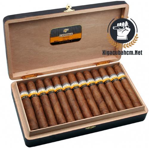 Xì gà Cohiba Genios Maduro 5 – Hộp 25 điếu - xigacubahcm.net