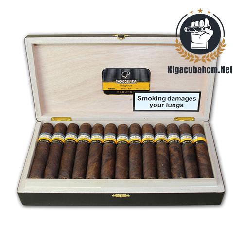 Xì gà Cohiba Magicos Maduro 5 – Hộp 25 điếu - xigacubahcm.net