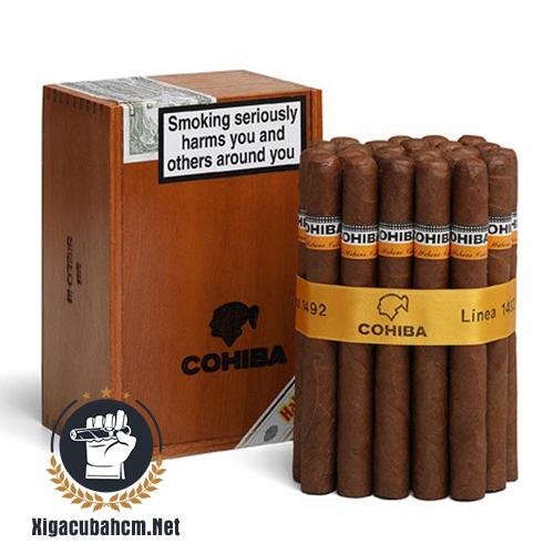 Xì gà Cohiba Siglo III – Hộp 25 điếu -xigacubahcm.net