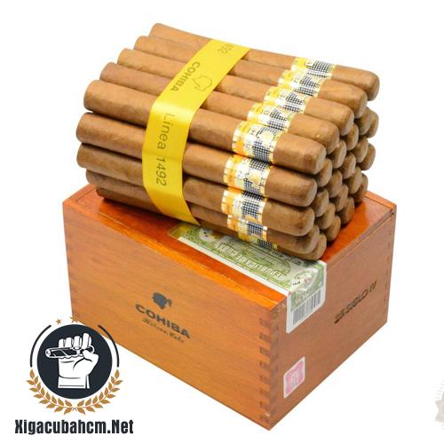 Xì gà Cohiba Siglo IV – Hộp 25 điếu - xigacubahcm.net