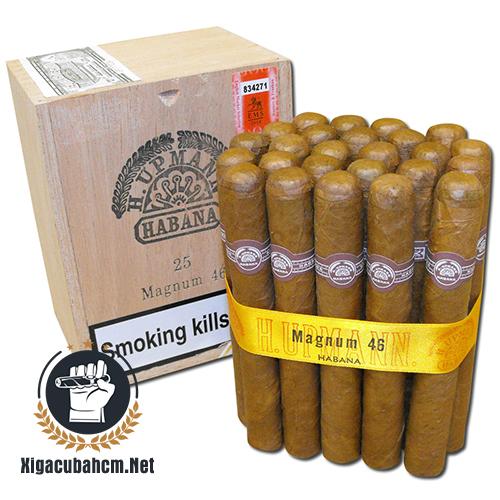 Xì gà H.Upmann Magnum 46 – Hộp 25 điếu - xigacubahcm.net