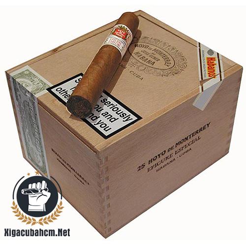 Xì gà Hoyo De Monterrey Epicure Especial – Hộp 25 điếu - xigacubahcm.net