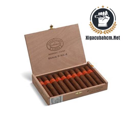 Xì gà Partagas Serie D No.4 - Hộp 25 điếu - xigacubahcm.net