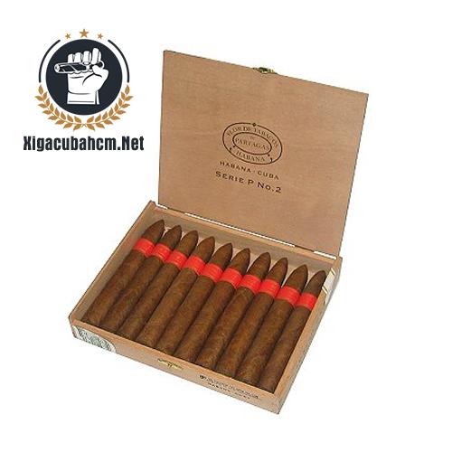 Xì gà Partagas Serie P No.2 - Hộp 10 điếu - xigacubahcm.net