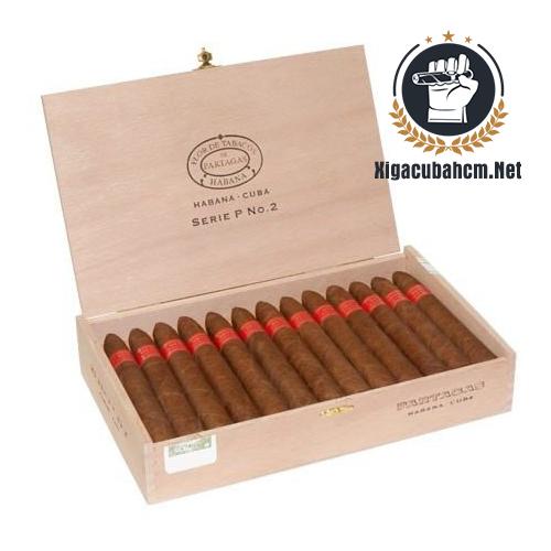 Xì gà Partagas Serie P No.2 - Hộp 25 điếu - xigacubahcm.net