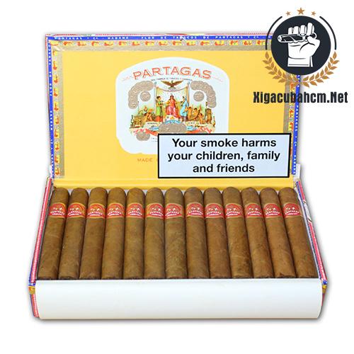 Xì gà Partagas Shorts - Hộp 25 điếu - xigacubahcm.net