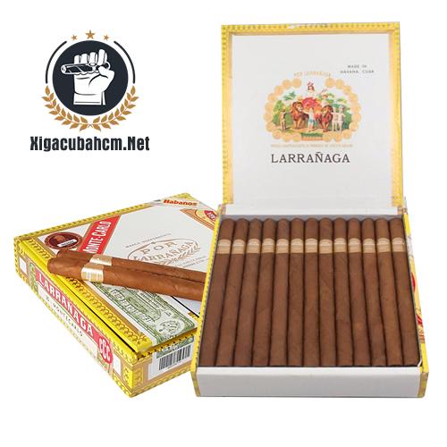 Xì gà Por Larranaga Montecarlo - Hộp 25 điếu - xigacubahcm.net