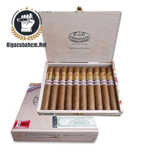 Xì gà Por Larranaga Sobresalientes - UK Edition 2014 - Hộp 10 điếu - xigacubahcm.net