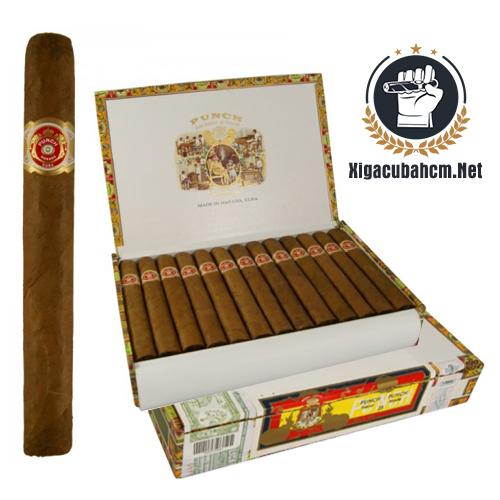 Xì gà Punch Punch - Hộp 25 điếu - xigacubahcm.net