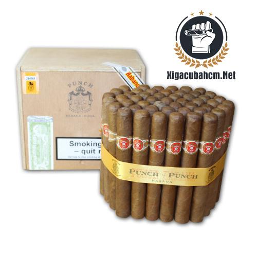 Xì gà Punch Punch - Hộp 50 điếu - xigacubahcm.net