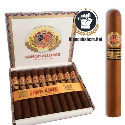 Xì gà Ramon Allones Club Allones EL 2015- Hộp 10 điếu - xigacubahcm.net