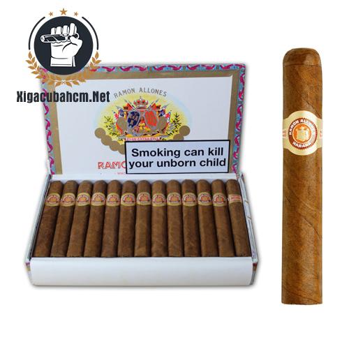 Xì gà Ramon Allones Small Club Corona - Hộp 25 điếu - xigacubahcm.net