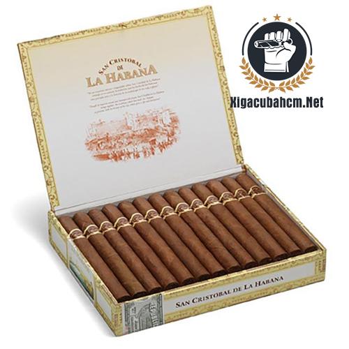 Xì gà San Cristobal El Morro – Hộp 25 điếu - xigacubahcm.net