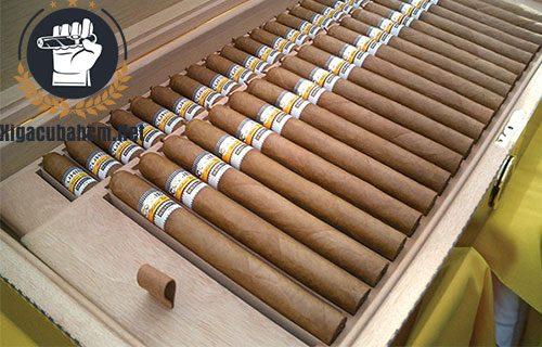 xì gà cuba đắt nhất thế giới