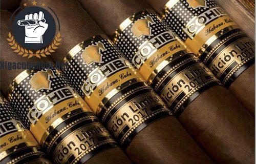 xì gà cohiba talisman