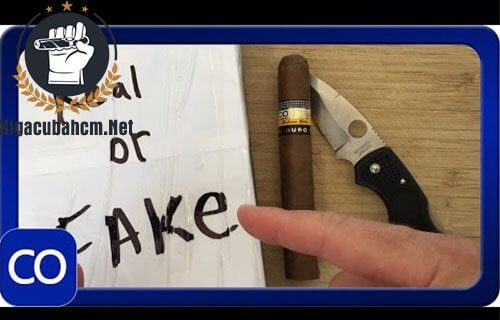 xì gà maduro 5 giả
