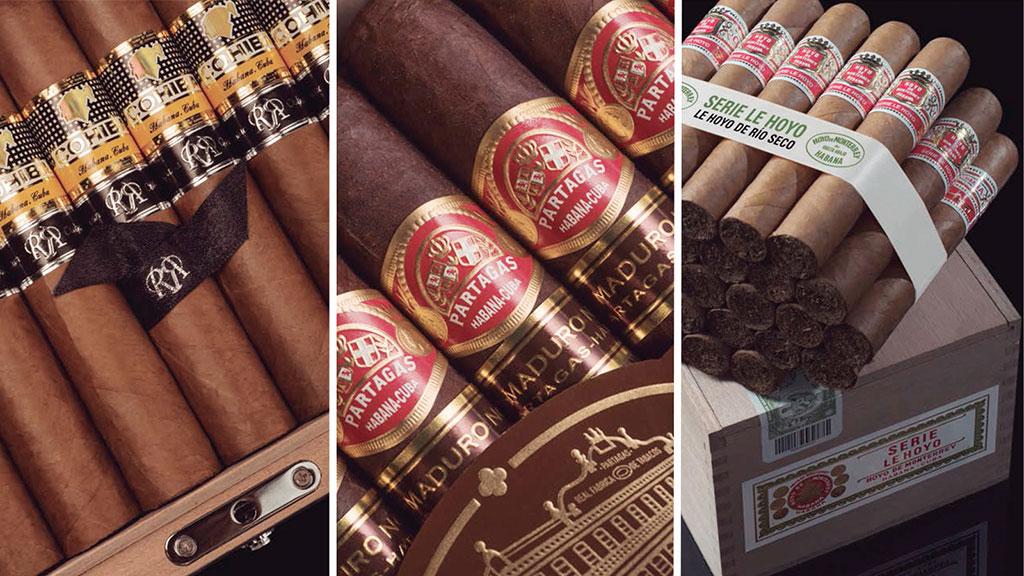 xì gà Cuba giá rẻ
