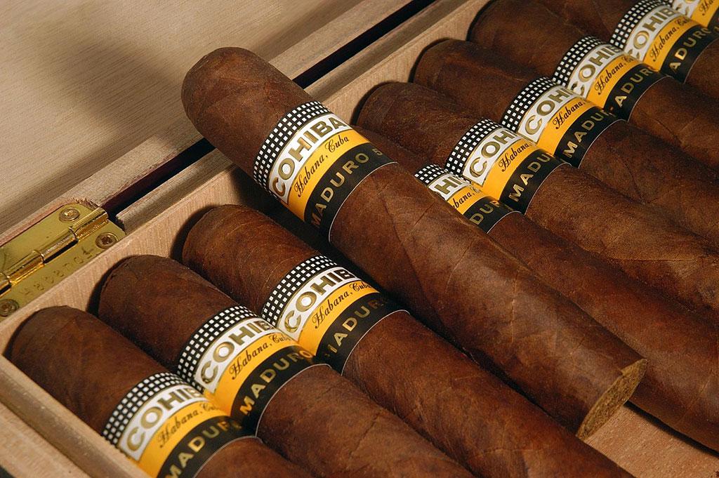 quy trình sản xuất xì gà cuba