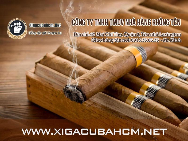 Giới thiệu Xì Gà Cuba TpHcm - Xigacubahcm.net