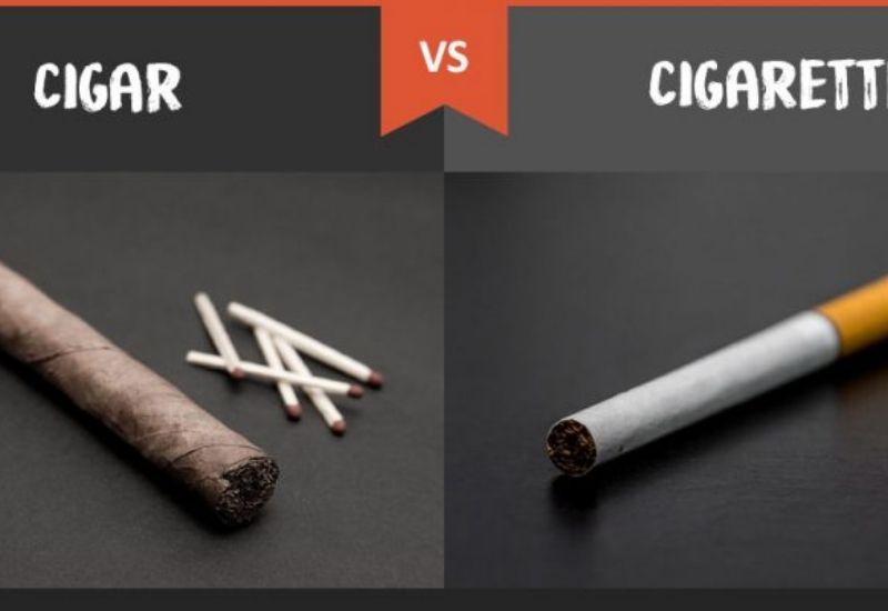 phân biệt xì gà thuốc lá thuốc lào và các chất gây nghiện khác